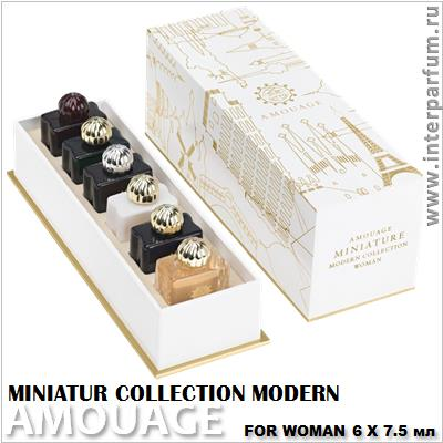 Amouage Miniatur Collection Modern Woman
