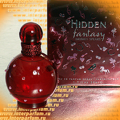 Britney Spears Hidden Fantasy