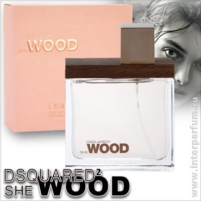 She Wood Dsquared2