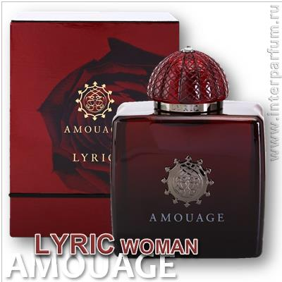 Amouage Lyric For Woman
