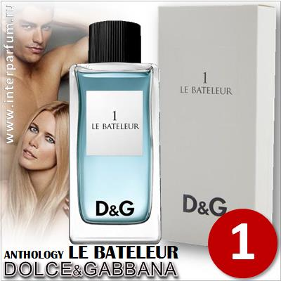 Dolce&Gabbana Anthology Le Bateleur 1