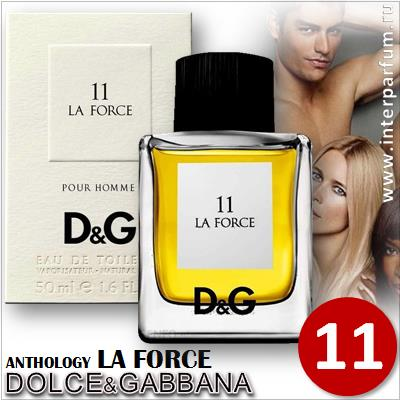 Dolce&Gabbana Anthology La Force 11