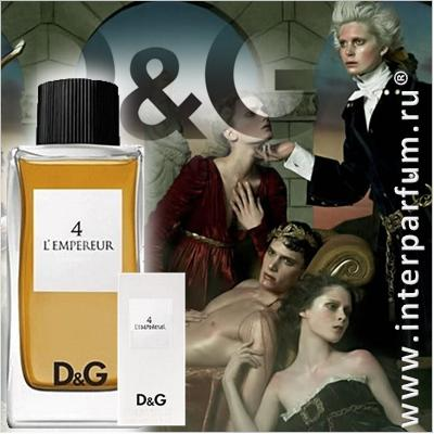 Dolce&Gabbana Anthology L'Empereur 4
