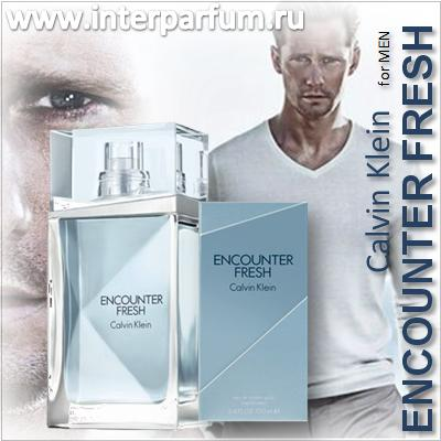 Encounter Fresh Calvin Klein