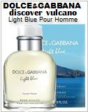 Dolce&Gabbana Light Blue Discover Vulcano