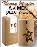 A*Men Pure Wood Mugler