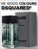 He Wood Cologne Dsquared2