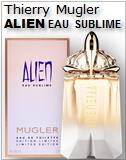 Alien Mugler Eau Sublime